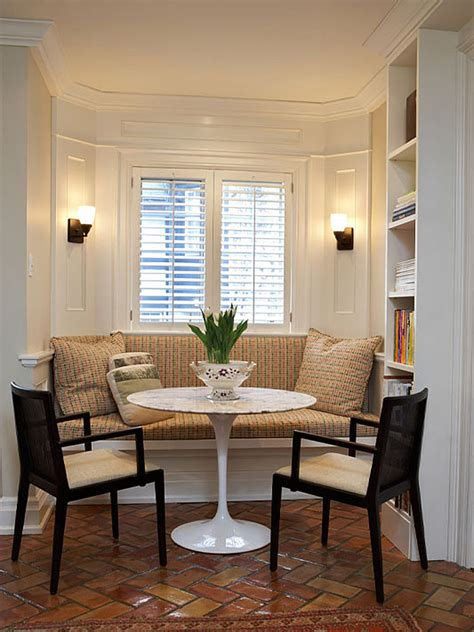 kitchen eating area bench seating ideas idesignarch