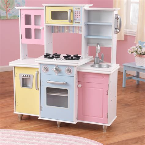 Kidkraft Master's Cook Kitchen Kids Pretend Play Set