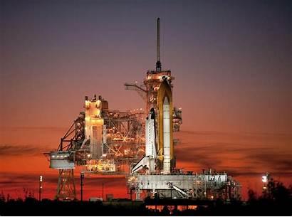 Shuttle Baikonur Sts 2560 1900 Night Nasa