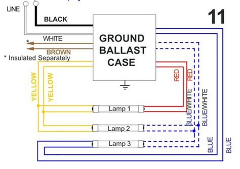 Magnetek Ballast Wiring Diagram by Allanson 448 At Magnetic Sign Ballast 8 To 18 Total