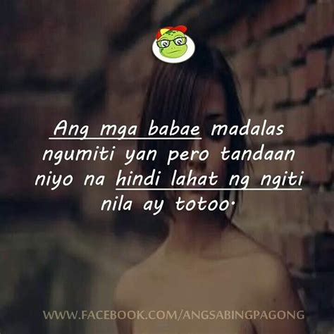 images  tagalog quotes  pinterest sad