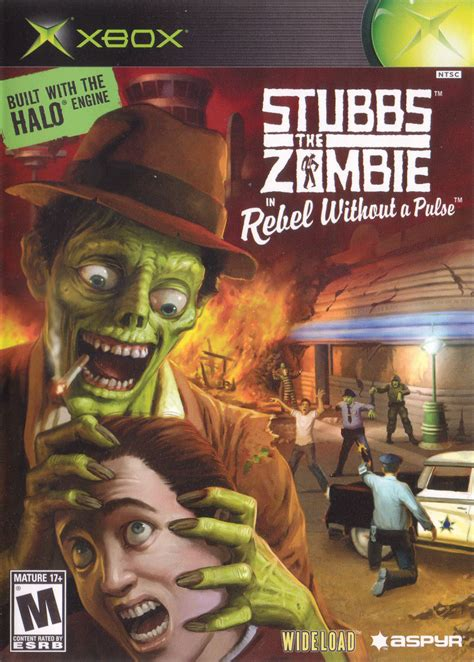 Stubbs the Zombie in Rebel Without a Pulse for Xbox (2005 ...