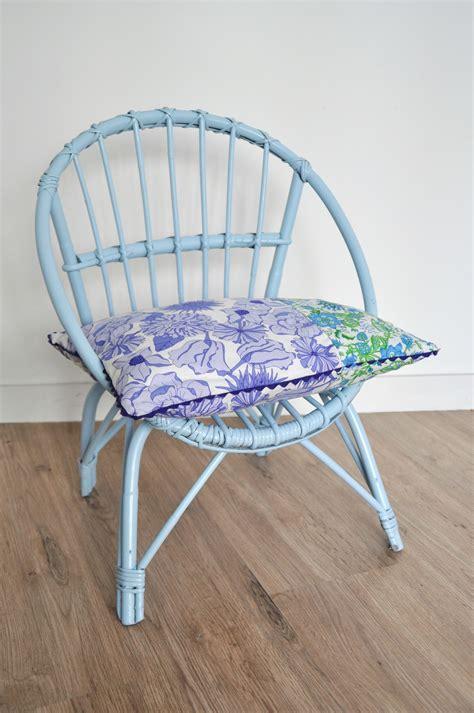 repeindre un fauteuil en osier sedgu