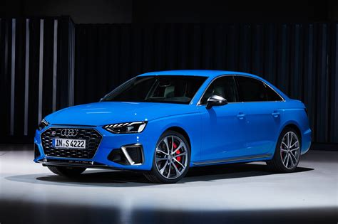 Audi Picture by Audi A4 2019 Facelift Revealed Car Magazine