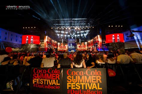 foto concerto coca cola summer festival