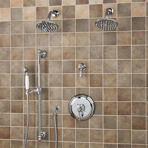 bostonian pressure balance  shower system