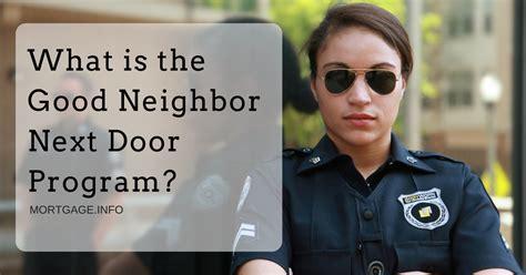 next door program what is the next door program mortgage info