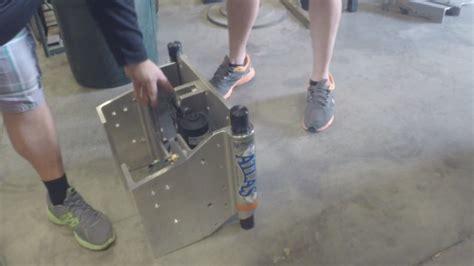 Bass Boat Jack Plate Setup by Advanced Install T H Marine Atlas Hydraulic Jack Plate