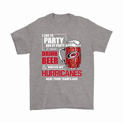Hurricanes Carolina Hockey Ice Beer Drink Shirts