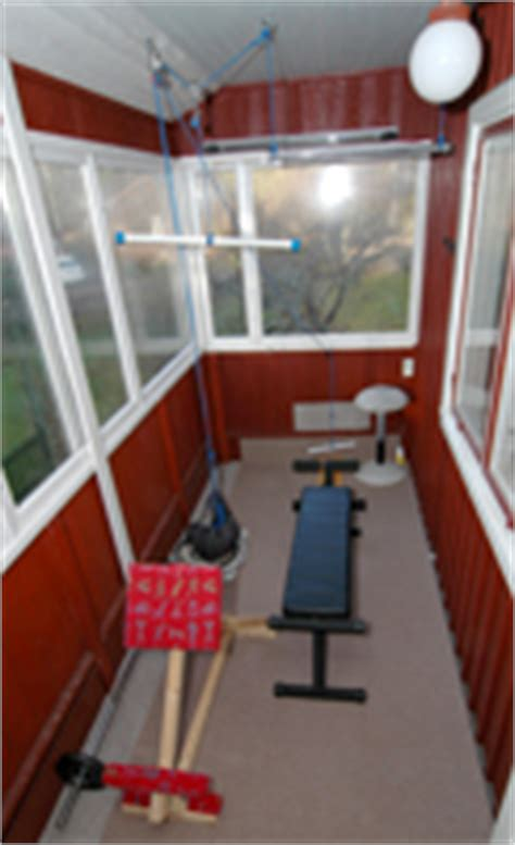 building  simple home gym