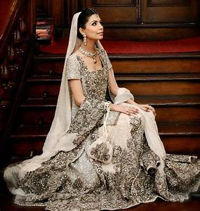 Indian wedding dresses dressed up girl for Indian white wedding dresses