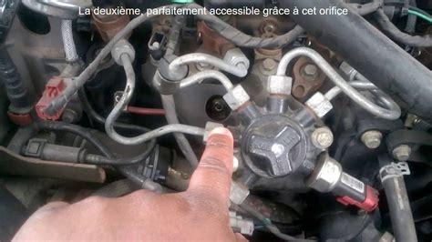changement bougies de prechauffage sur ford  max  tdci