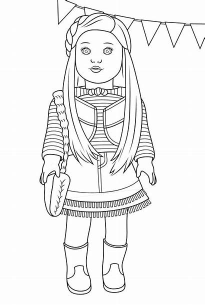 Coloring Pages American