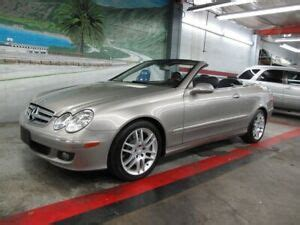 It's good looking, stylish, sporty to drive and personal, yet roomy and comfortable for four adults. 2009 Mercedes-Benz CLK-Class 3.5L 33k Mi. Cabriolet 100% ...