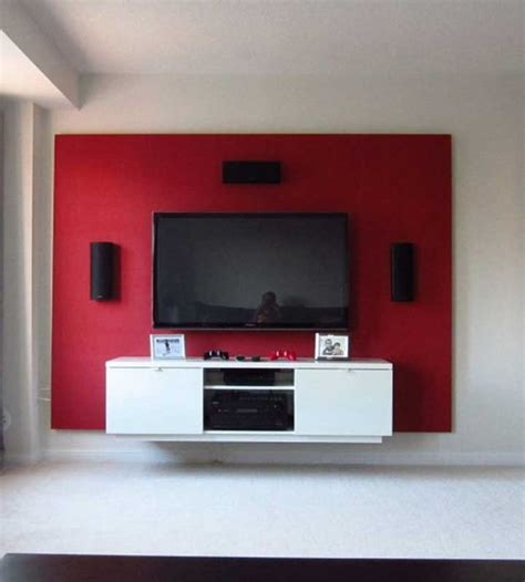 creative diy tv stand ideas   room interior