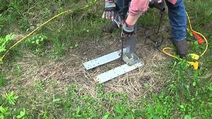 K8AZ Ground Rod Puller - YouTube