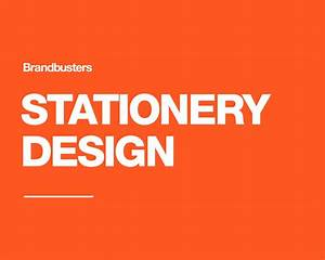 Professional Stationery Design By Brandbusters On Envato