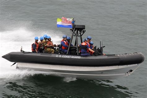 Small Boat Song by Mission To Africa 171 Coast Guard Compass