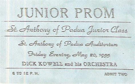 prom ticket template free prom ticket template invitations ideas