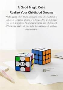 Xiaomi Giiker Mijia M3 Magnet W U00fcrfel 3x3x3 Vivid Color