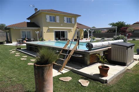 piscine bois semi enterree discount piscine hors sol bois pas cher piscine discount