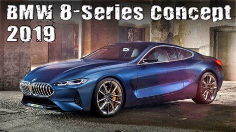 2019 Bmw 8 Series Review by All New 2019 Bmw 8 Series Concept Review