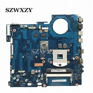 Genuine For Samsung Rv511 Laptop Motherboard Ba92 07404a