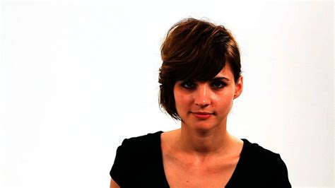 how to a haircut bob hairstyle with side bangs part 1 hairstyles 4728