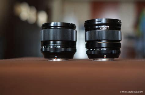 fujifilm xf 23mm f1 4 r fujinon xf16mmf1 4 r wr the prime from fujifilm