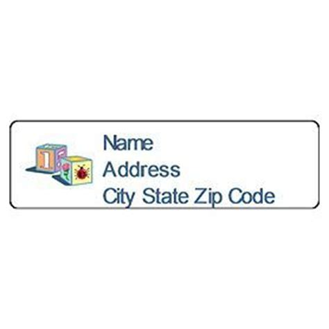 Avery 8167 Template For Word by Free Avery 174 Template For Microsoft 174 Word Return Address