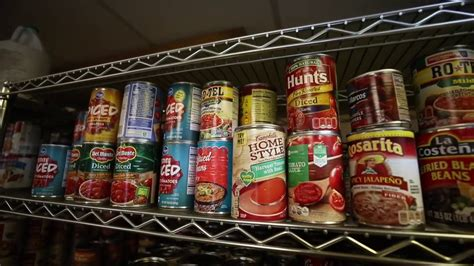 Starting A Food Pantry At Your Church Lutheran Church Food Pantry Ready To Serve Locals