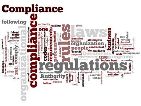 regulatory environment unified compliance