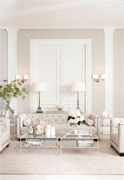 White Livingroom by Best 20 Luxury Living Rooms Ideas On Gray