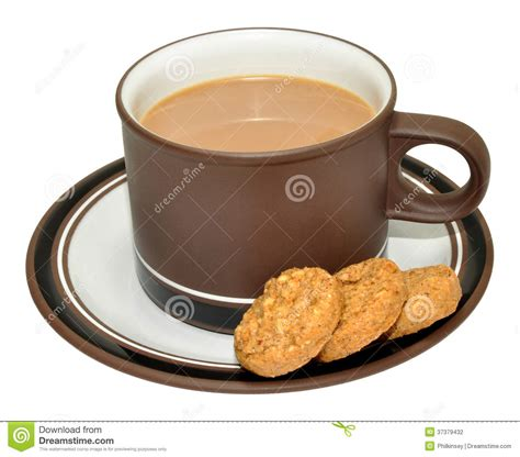 Coffee And Biscuits Stock Photography   Image: 37379432