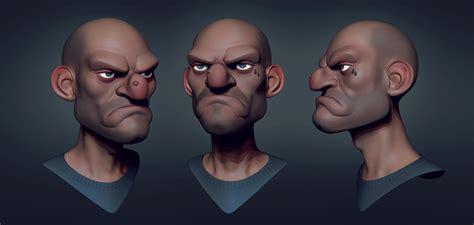 stylized head 2 by CGPTTeam on DeviantArt