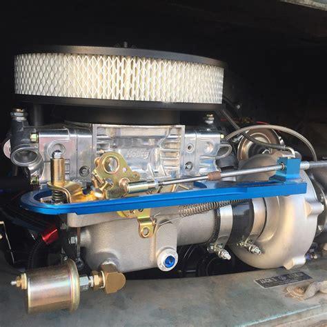 Turbo System Bus Ron Lummus Racing
