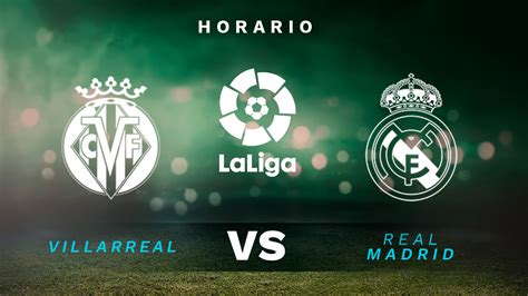 Villarreal - Real Madrid: dónde ver online en directo y ...