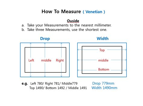 how to measure blinds measuring install guide impact blinds