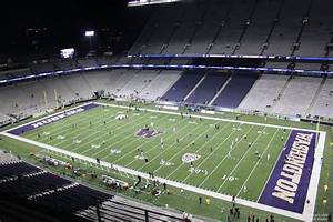 300 Level Husky Stadium Football Seating Rateyourseats Com