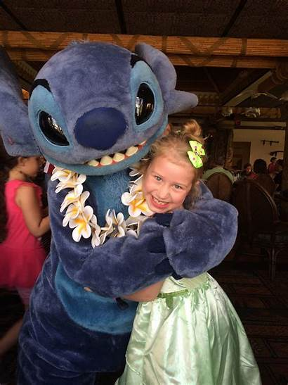 Disney Stitch Character Ohana Dining Characters Cuddles