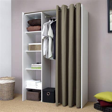 rideau placard chambre placard chambre avec rideau