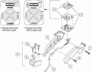 Western Plow Controller Wiring Diagram