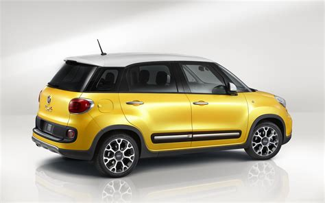 Fiat 2014 500l by Fiat 500l 2014 Widescreen Car Image 28 Of 60