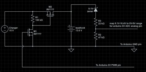 Mosfet How Make Battery Controller With Arduino