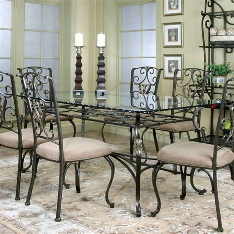 wescot rectangular dining room set cramco  reviews