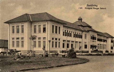 bandung heritage hoogere burger school hbs bandung