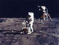 Space Race Moon Landing