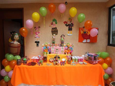 mesa de dulces chavo ocho decoraciones infantiles con globos mesas