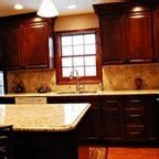 kitchen cabinets in ny airstone backsplash in kitchen quot autumn mountain quot maple 8086