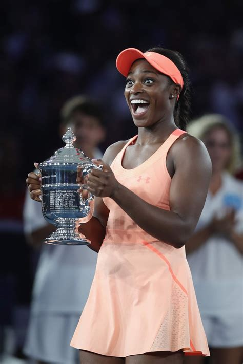 sloane stephens had the best smile after the u s open